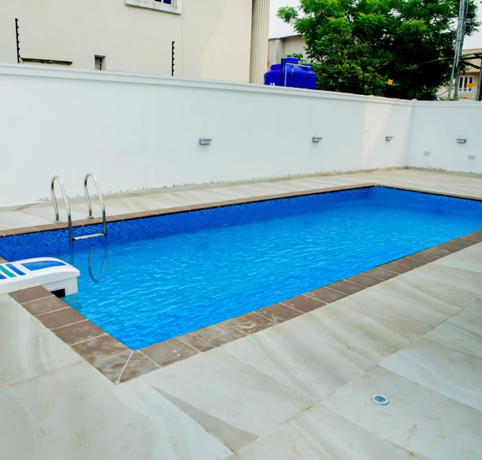 apartments with swimming pool by carrillion nigeria