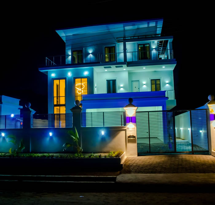 Beautiful Houses For sale in lekki lagos. project by carrillion,