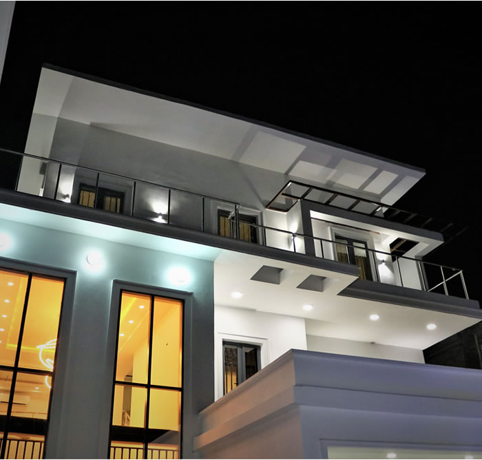 amazing beautiful duplexes in lekki lagos. completed project by carrillion