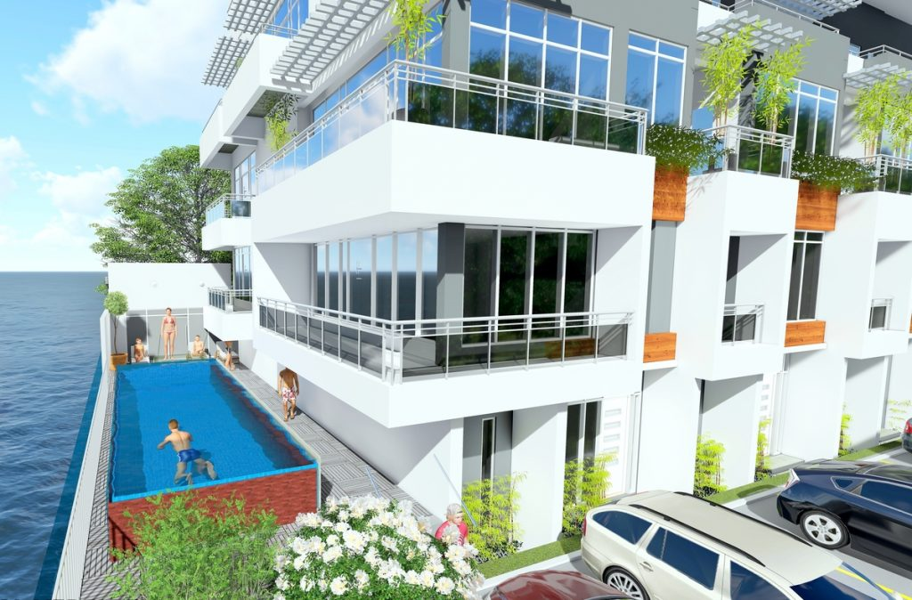 carrillion real estate developer Amusa 4 Inspired Living real estate luxury apartments for sale